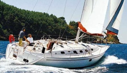 Charter The Dufour Gibsea 43