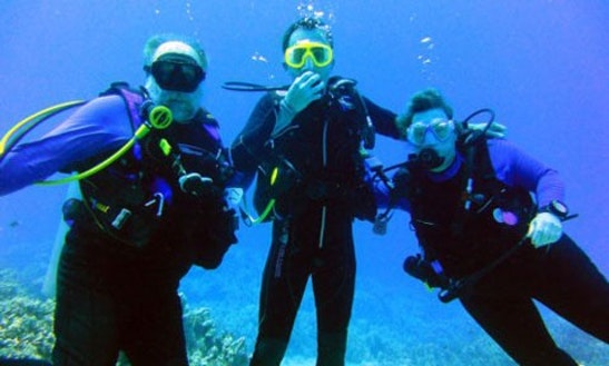 Learn Scuba Diving In Tamarindo