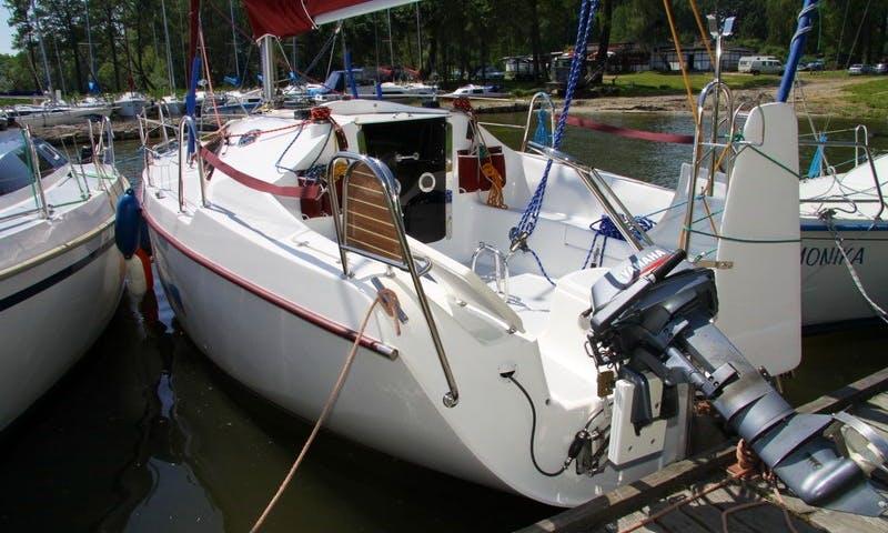 Laguna 730 Perła in Wilkasy