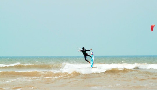 Kitesurfing Courses In Essaouira