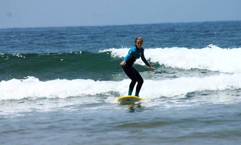 Surfing Classes in Essaouira