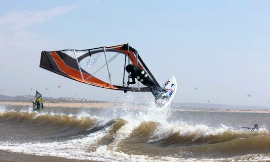 Windsurfing Hire & Courses In Essaouira