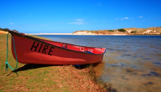 Canadian Canoe Hire In Margaret River