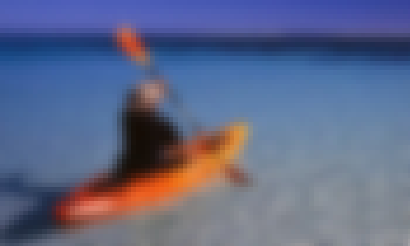 Hire a Single Sit-On-Top Kayak in Margaret River, Western Australia