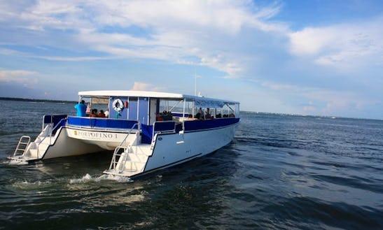 Dolphin Cruise On The Santa Rosa Sound