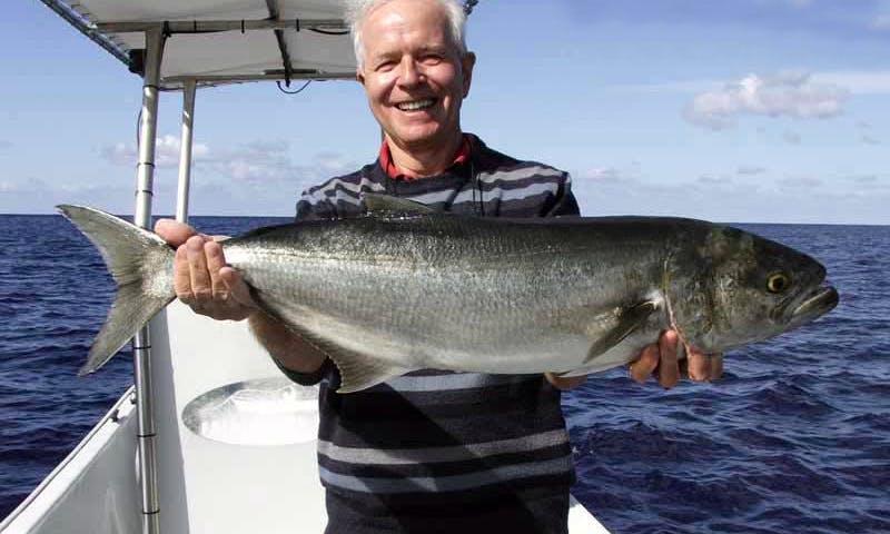 Bottom Fishing Trip Charter In Açores