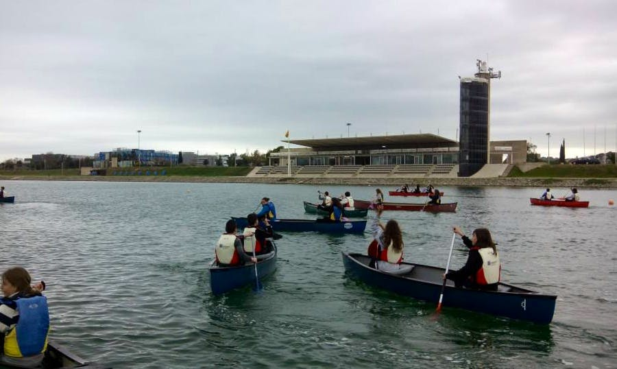 Hire Canoes In Castelldefels