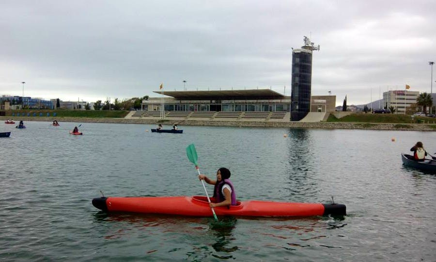 Hire Single Kayaks In Castelldefels