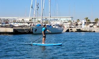 Paddleboard Rental & Trips in Valencia, Spain