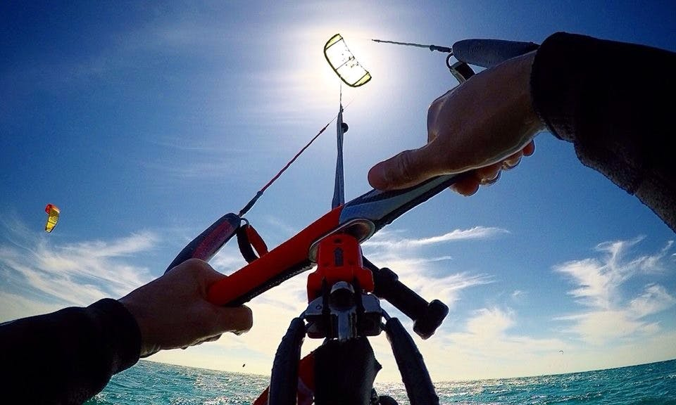 Kiteboarding Rental & Trips in Valencia, Spain