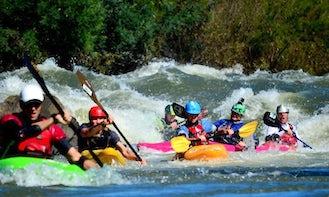 Kayak Rental & Trips in Parys, South Africa