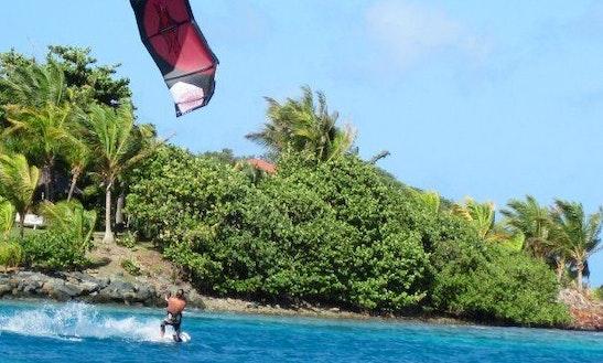 Kiteboarding Rental & Lessons In Charlotte Amalie West, U.s. Virgin Islands