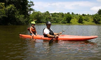 Kayak with Canoar in Juquitiba and other places in SP