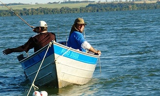 Run about for fishing or nature exploration in Ilha Solteira
