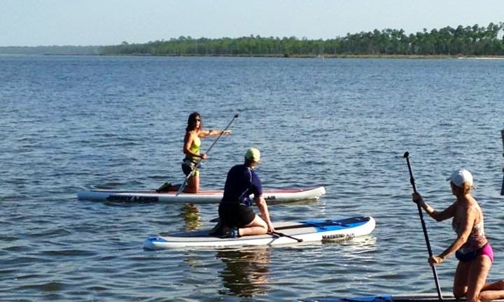 Stand Up Paddleboard and Kayak Lesson in Orange Beach