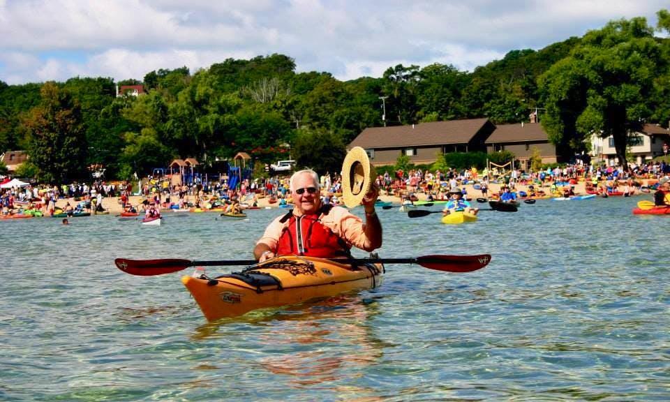 Amazing Kayak Rental in Park Township, Michigan