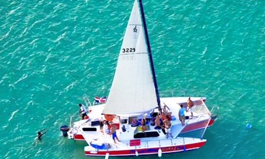Cruising In Punta Cana, Dominican Republic