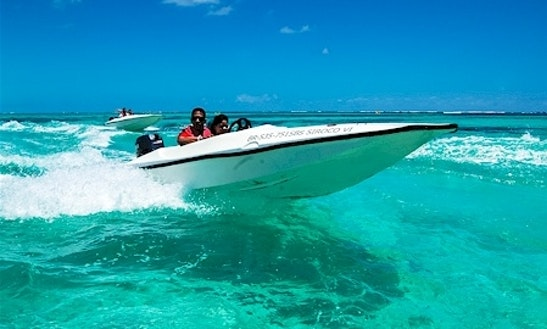 Enjoy Punta Cana, Dominican Republic On Bowrider