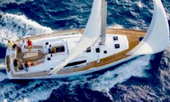 Beneau Oceanis 54' Sailing Mega Yacht Charter In Ta' Xbiex, Malta