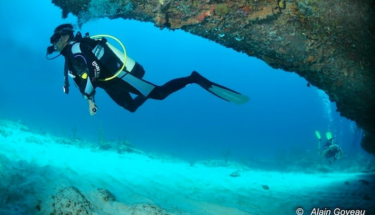 Diving Trips In Port-louis, France