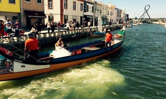 River Cruises In Aveiro, Portugal