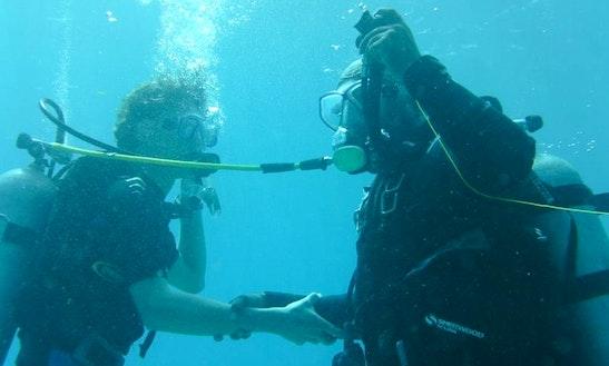 Scuba Diving In Bon Accord