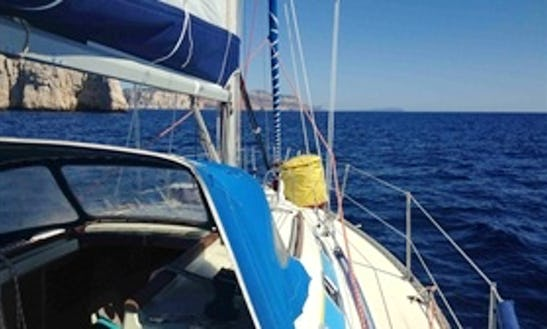 Elan 33' Cruising & Lessons In Cassis, France