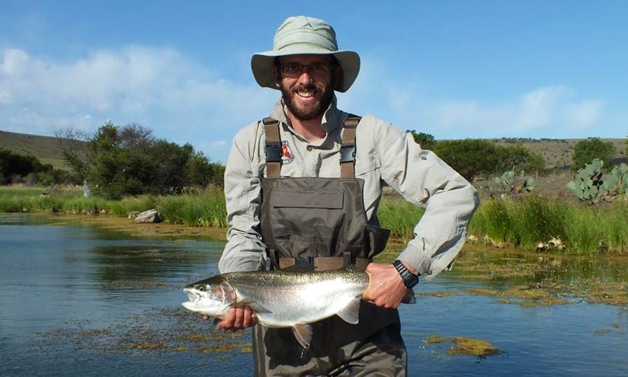 Guided Fly Fishing In Somerset East
