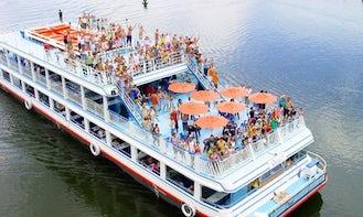 Odisseia Turismo in Rio Tietê, Sao Jose do Rio Preto, SP