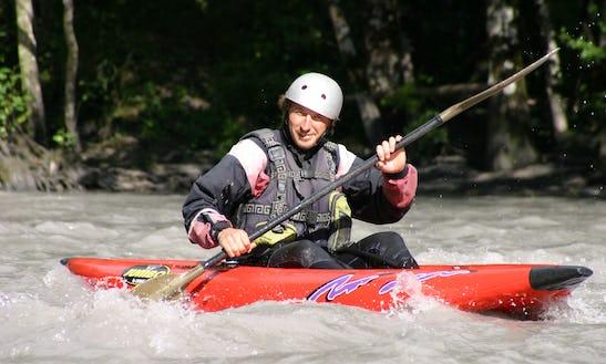 Airboat Kayaking Trips In Montgirod