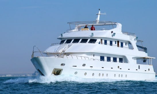 Luxury Live-aboard Yacht 'mistral' In Red Sea