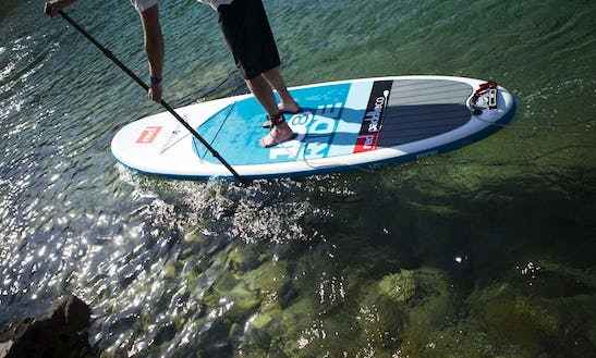 Inflatable Sup- Paddleboard Rentals In Toronto - For Paddlers Up To 265 Lbs