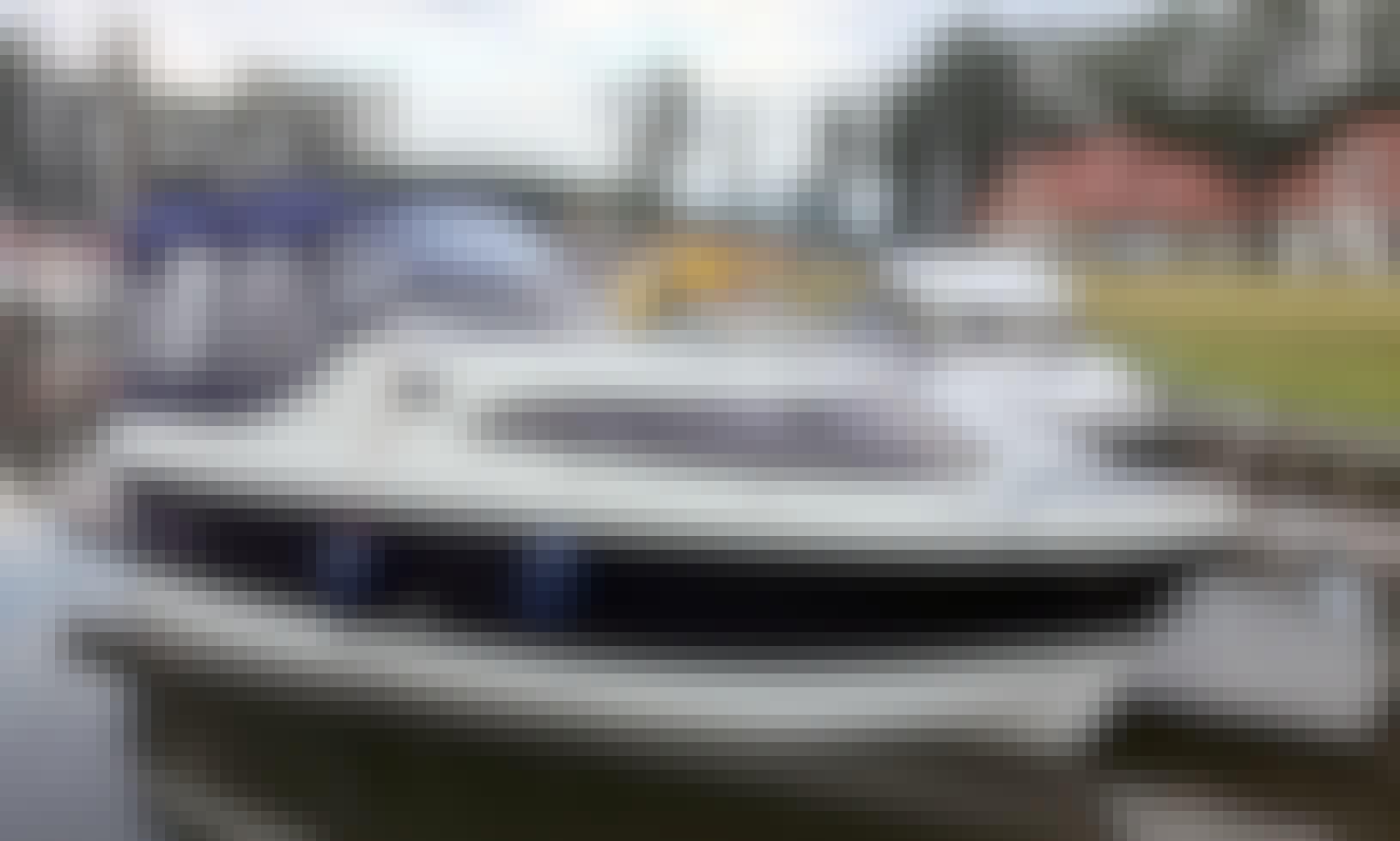 'AM 780' Motor Boat Charter in Giżycko