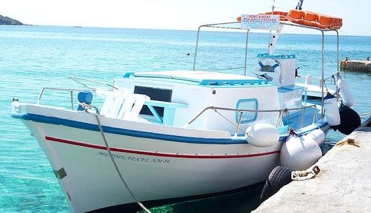 33' Eco Tours In Mikonos, Greece