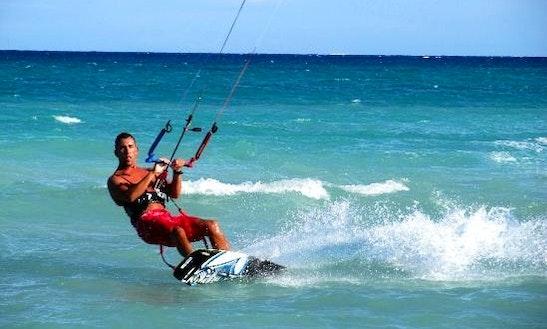Kiteboarding Lessons & Rental In Playa Del Carmen, Mexico