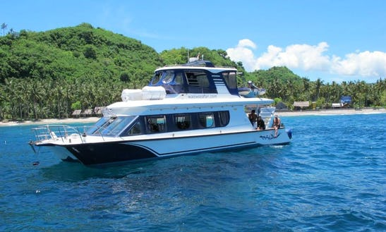 Bali By Power Catamaran: Diving-snorkelling-tours-transfers-private Charter
