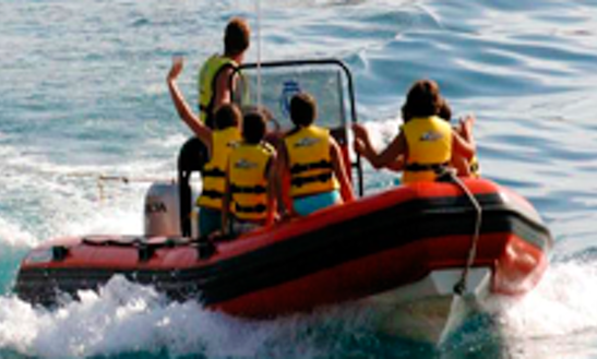 Rib Diving Trips In Santa Cruz De Tenerife, Spain