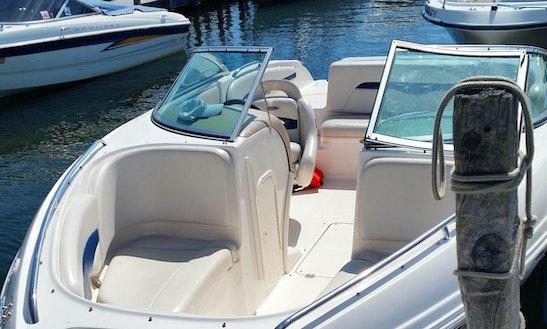 150hp Bowrider Rental In Lake George
