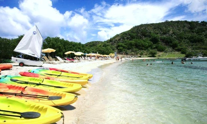 Enjoy St. Kitts Island City Tour - Timothy Hill Look Out and Reggae Beach