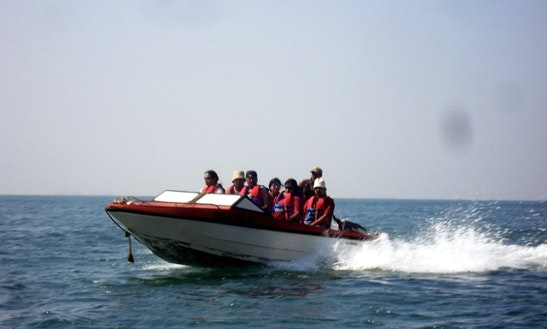 (8 Pax) Speed Boat In Tarkarli