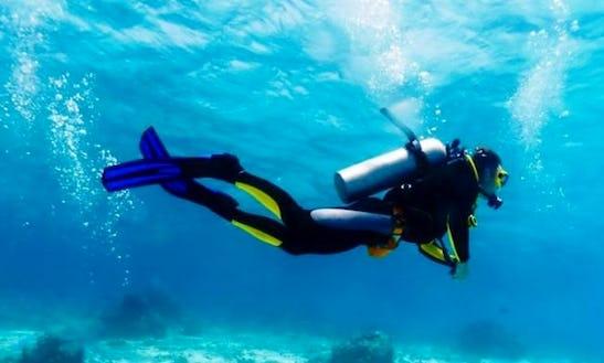 Diving In Tarkarli