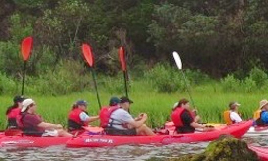 Tandem Kayak Lessons & Rental In East Hampton, New York