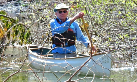 Canoe Rental In East Hampton, New York