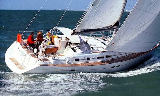 Oceanis 423 Sailing Monohull Charter In Thessaloniki