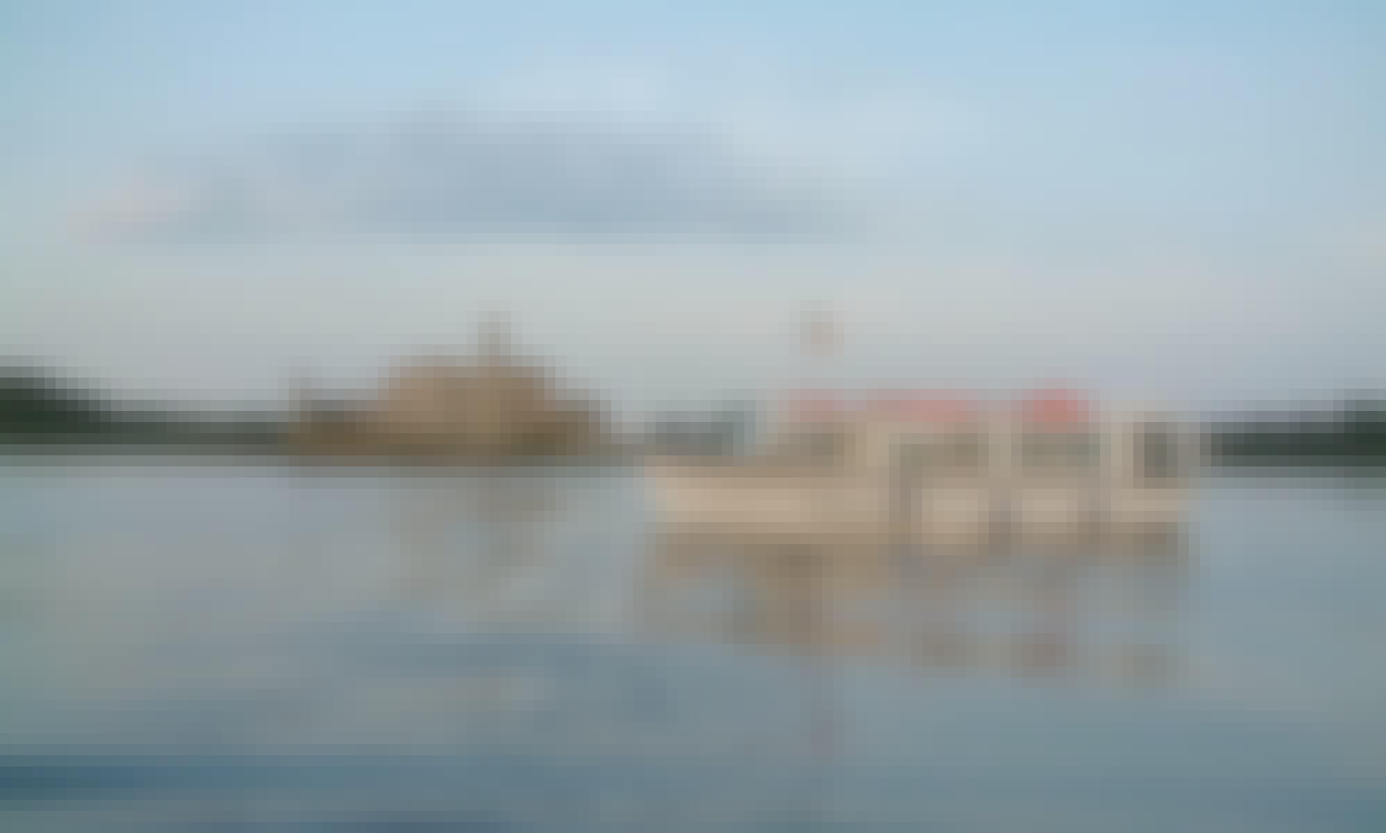 'Trinity' Boat Cruising Tour in Lough Key