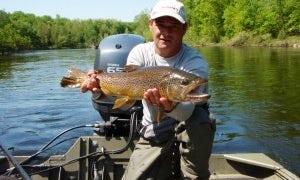 Bass Boat Fishing Trips in Kentwood, Michigan