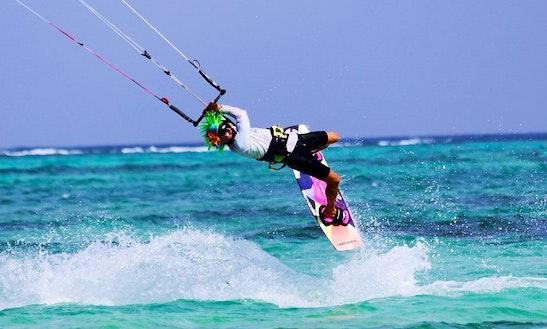 Kiteboarding Rental & Lessons In Western Tobago, Trinidad And Tobago