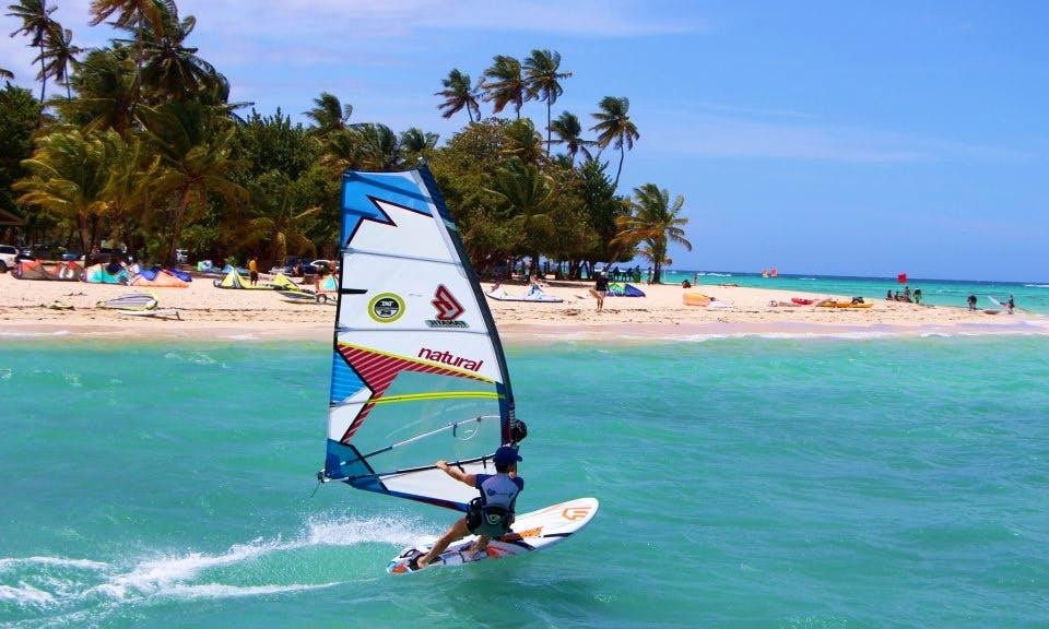 Windsurfing Rental & Lessons in Western Tobago