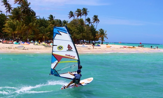 Windsurfing Rental & Lessons In Western Tobago