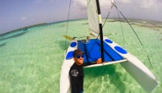 Sailing Lessons In Western Tobago, Trinidad And Tobago
